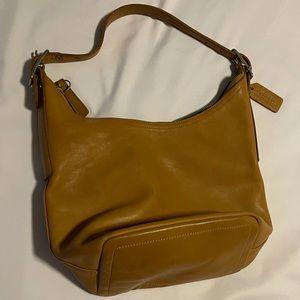 Coach Glovetanned Leather Shoulder Bag